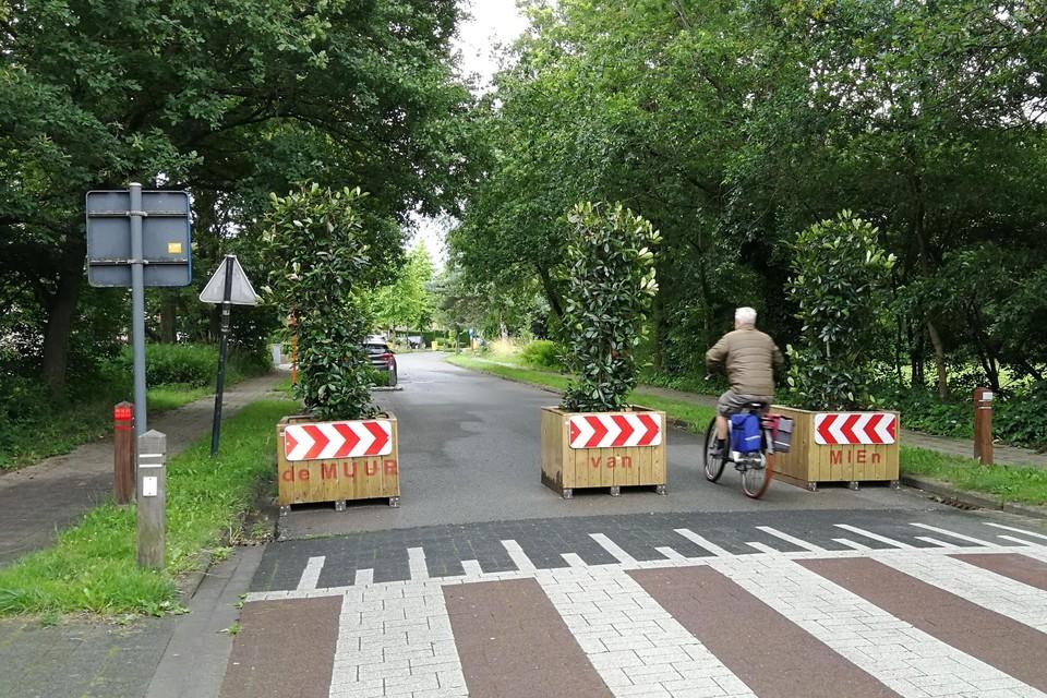 De boombakken verdwijnen op 18 oktober, een dag later verandert de ruime wijk Wuytsbergen in een zone 'plaatselijk verkeer'.