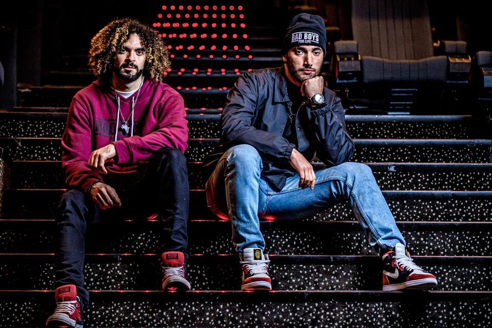 wordt de eerste Nederlandse productie van Adil & Bilall.