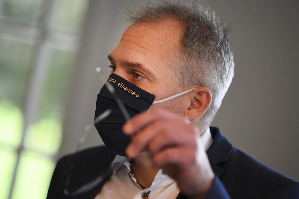 Minister Matthias Diependaele, bevoegd voor Wonen, laat woonmaatschappij ABC proactief financieel begeleiden.