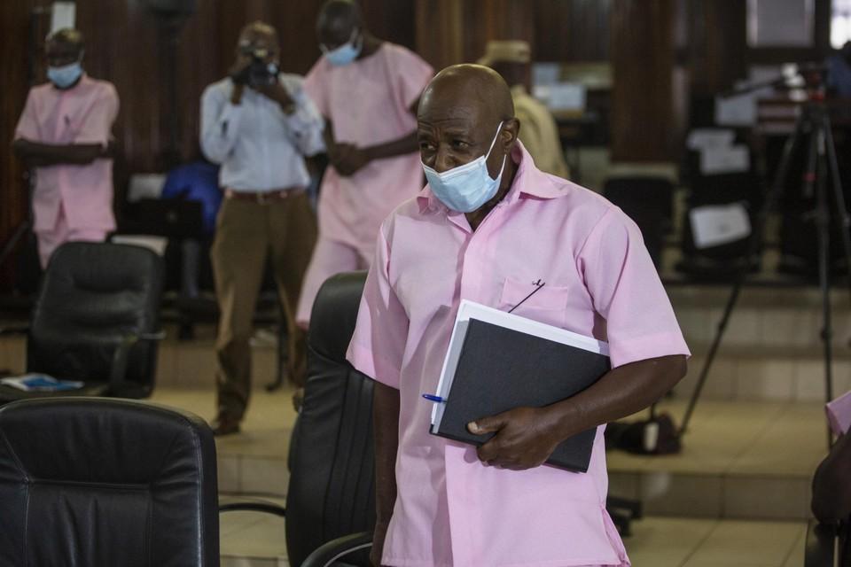 In augustus 2020 werd Rusesabagina in Rwanda opgepakt, nadat hij werd ontvoerd door de Rwandese autoriteiten.