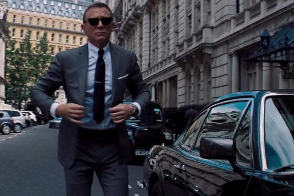 Daniel Craig: Bond is terug. En dat is niks te vroeg.