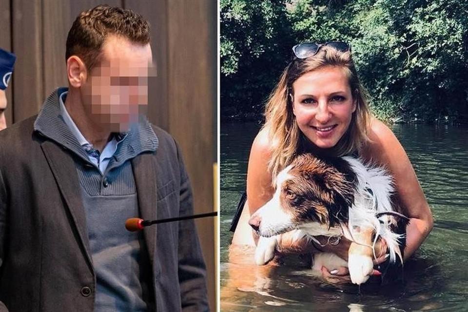Davy Kesteman wordt beschuldigd van de moord op Sharon Gruwez.