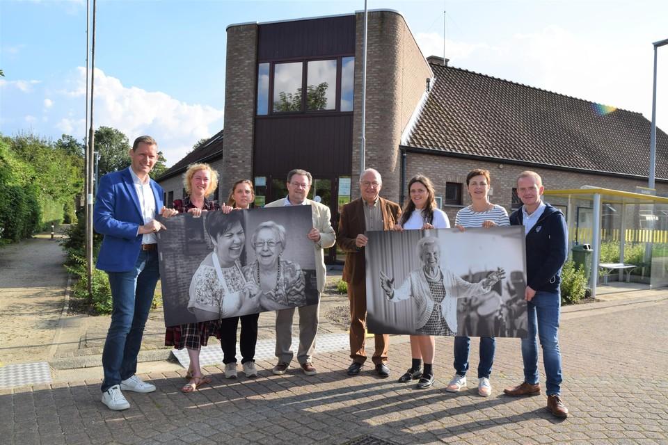 Met een prachtige fototentoonstelling over dementie zet Lievegem haar naam als dementievriendelijke gemeente kracht bij.