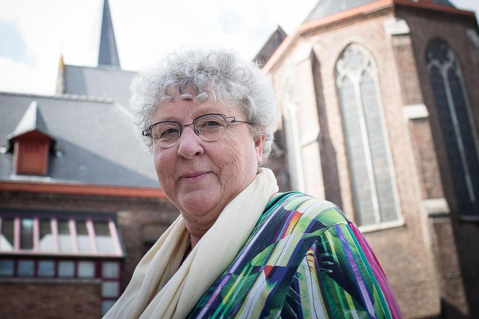 De hele zes jaar uitdoen, was ze sowieso niet van plan. Dat maakte Mieke Van Hecke meteen duidelijk toen ze in 2018 op haar 71ste begon als schepen.