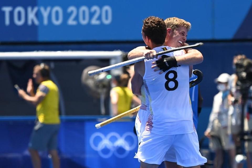 De Red Lions spelen donderdag de finale op de Olympische Spelen.
