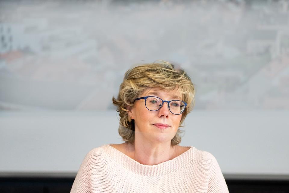Veerle Heeren is vanaf vrijdag opnieuw burgemeester van Sint-Truiden.