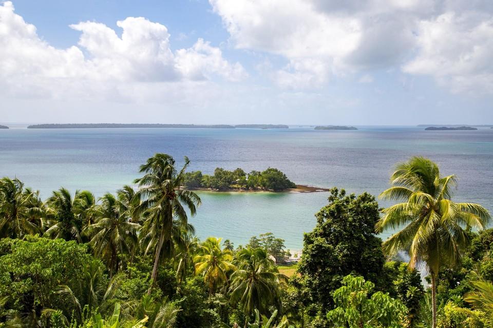 Il soggetto della foto sono le Isole Salomone
