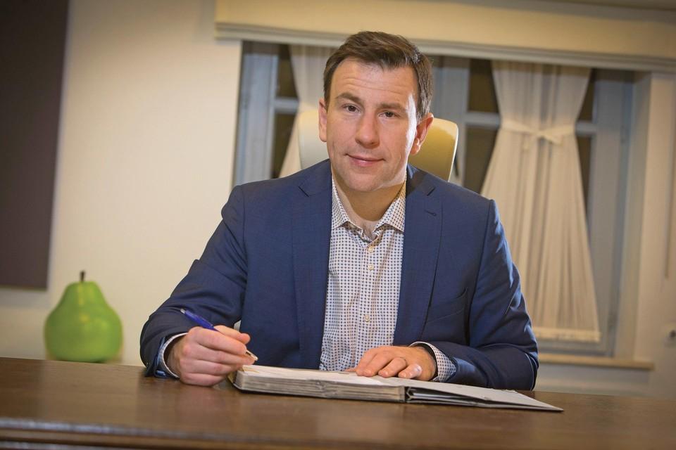 CD&V-Kamerlid Steven Matheï stelt voor om burgers online suggesties te laten geven over wetsvoorstellen en -ontwerpen.
