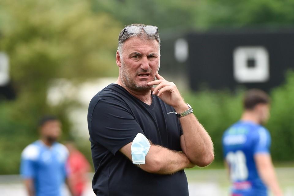 """Yves Van Borm: """"Racisme onder coaches? Ik denk het niet. Je stelt toch gewoon de sterkste ploeg op?"""""""