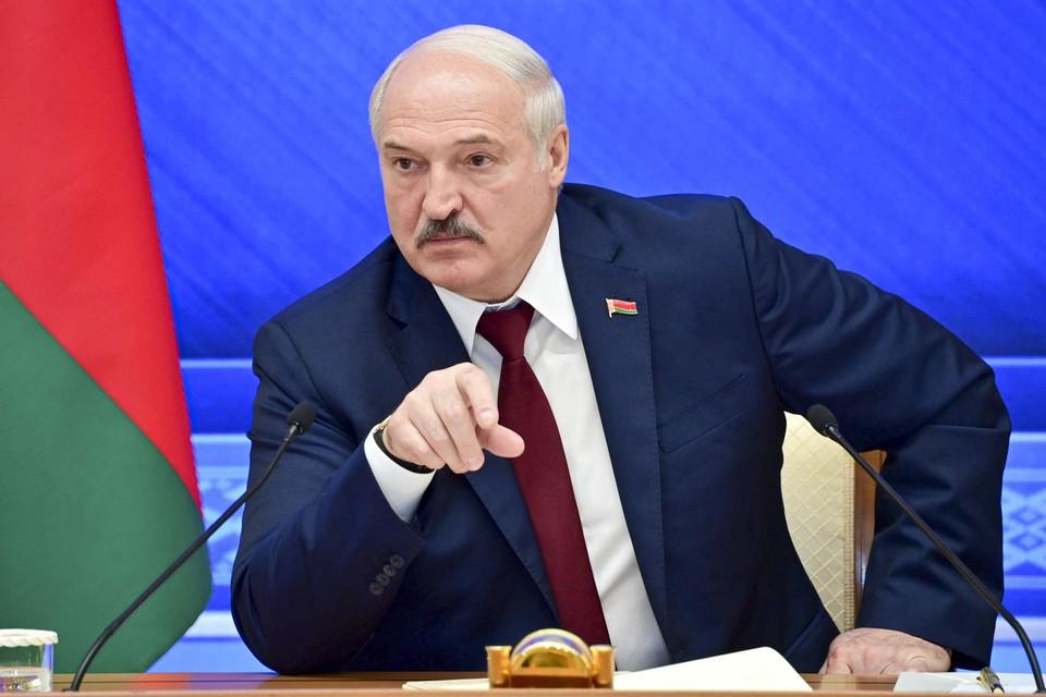 President Aleksandr Loekasjenko