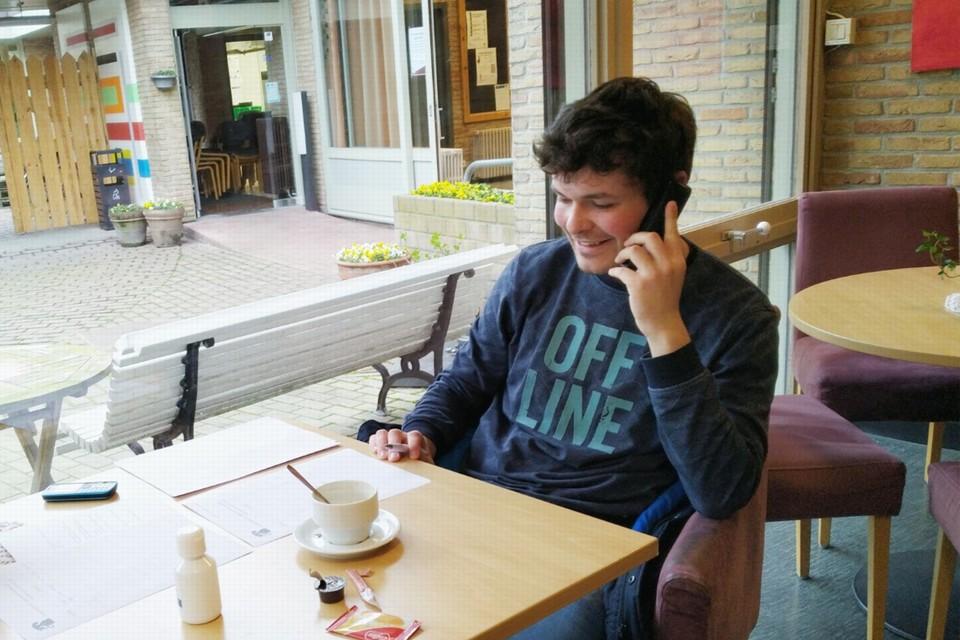 """Jari Wostyn: """"Ik leer geduldig zijn en de juiste dingen op het juiste moment te zeggen."""""""