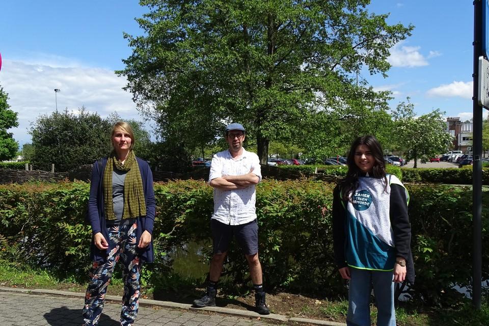 Veerle, Sven en Sien ontdekken een week lang leven met weinig geld