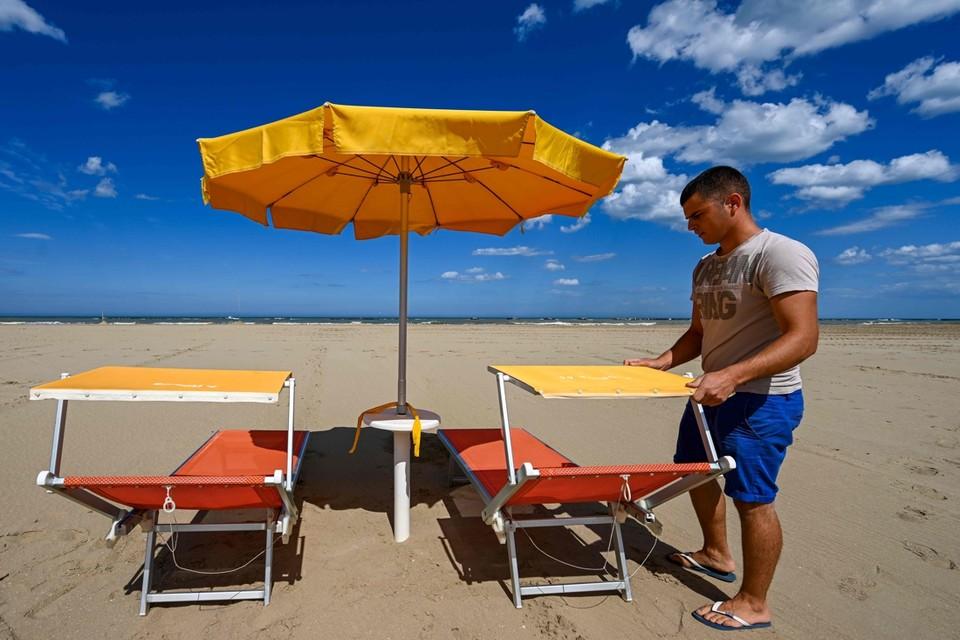 Italië wil redden wat er te redden valt deze zomervakantie.