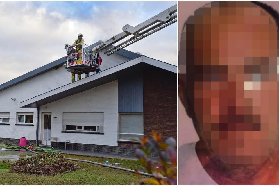 In de villa waar Patrick V. prostituees onderbracht, brak in 2018 brand uit. V. zou intussen overleden zijn in Thailand, maar het parket trekt dat in twijfel.