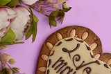 thumbnail: <P>Moederdag speculaas - 55 euro (ook kleinere koekjes beschikbaar) - www.philipsbiscuits.online</P>