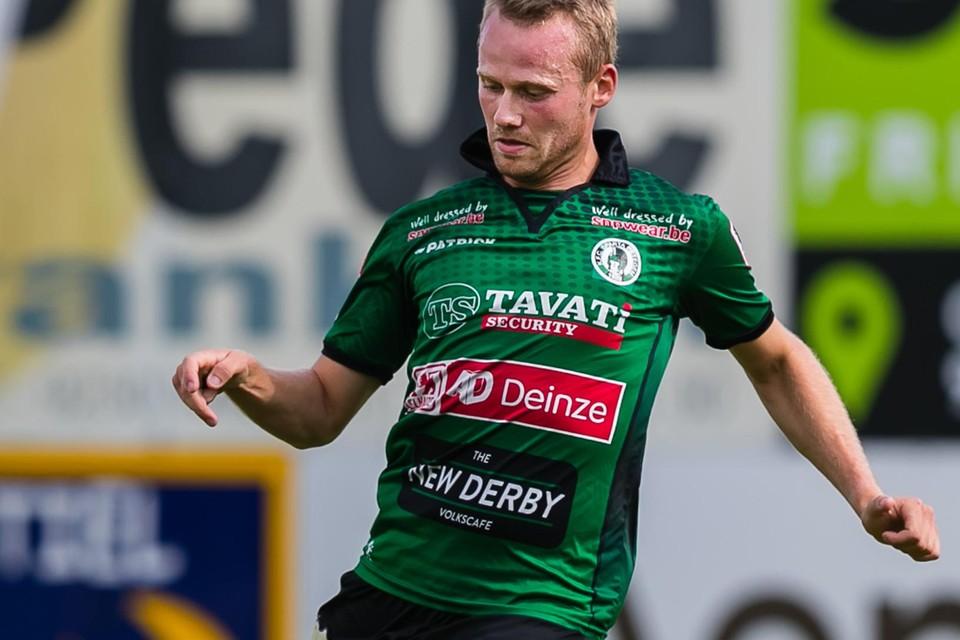 """Thomas Vande Velde: """"Er zullen niet veel ploegen op SK Ronse de volle buit op zak stoppen."""""""