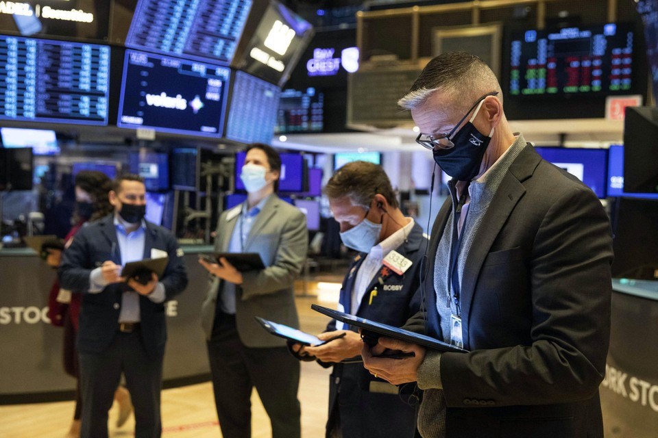 Op Wall Street haalden SPAC's tijdens de eerste drie maanden van dit jaar al 100 miljard dollar op.