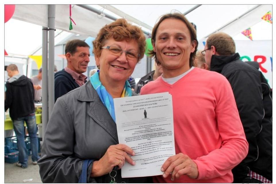 Janine en Ben: twee keer idealisme voor vzw Koester