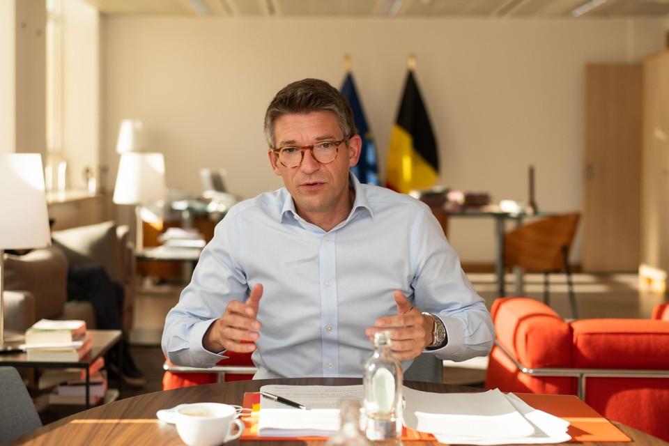 Het idee maakt deel uit van een pakket van 25 voorstellen waarmee federaal minister van Werk Pierre-Yves Dermagne de krapte op de arbeidsmarkt wil aanpakken.