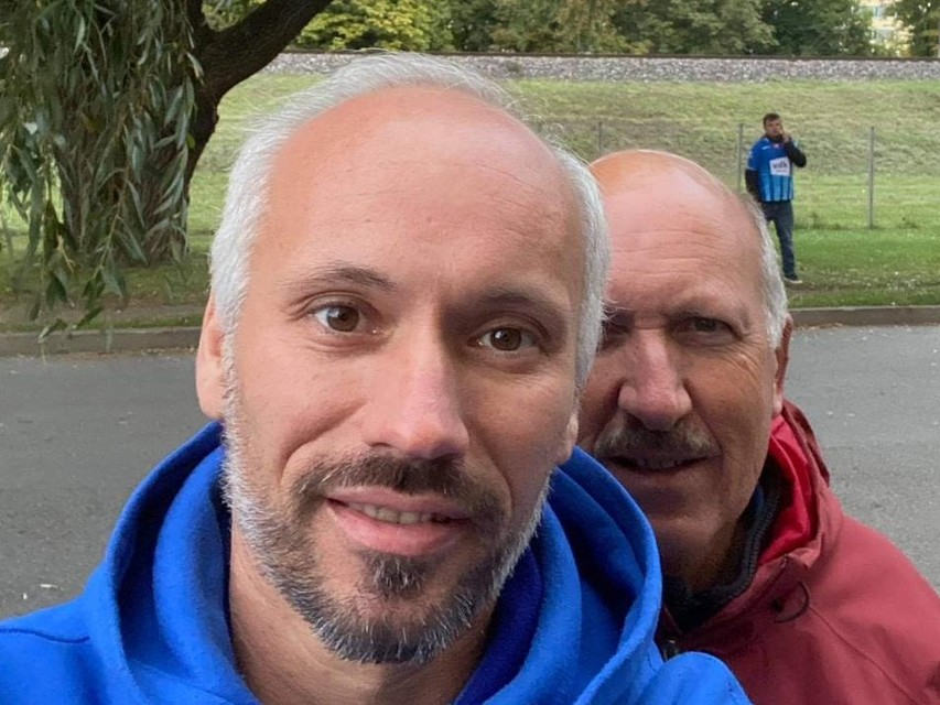 Kjell en Gaetan