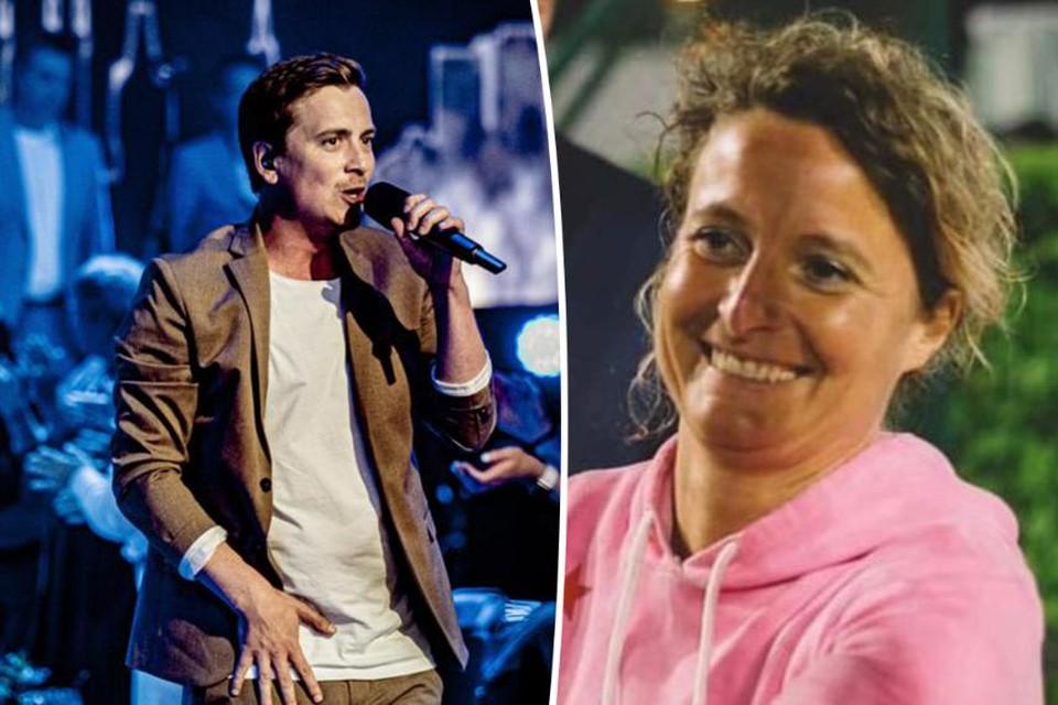 Niels Destadsbader schreef 'Sterker' voor zijn vriendin Caroline, die in mei 2020 aan pancreaskanker overleed.