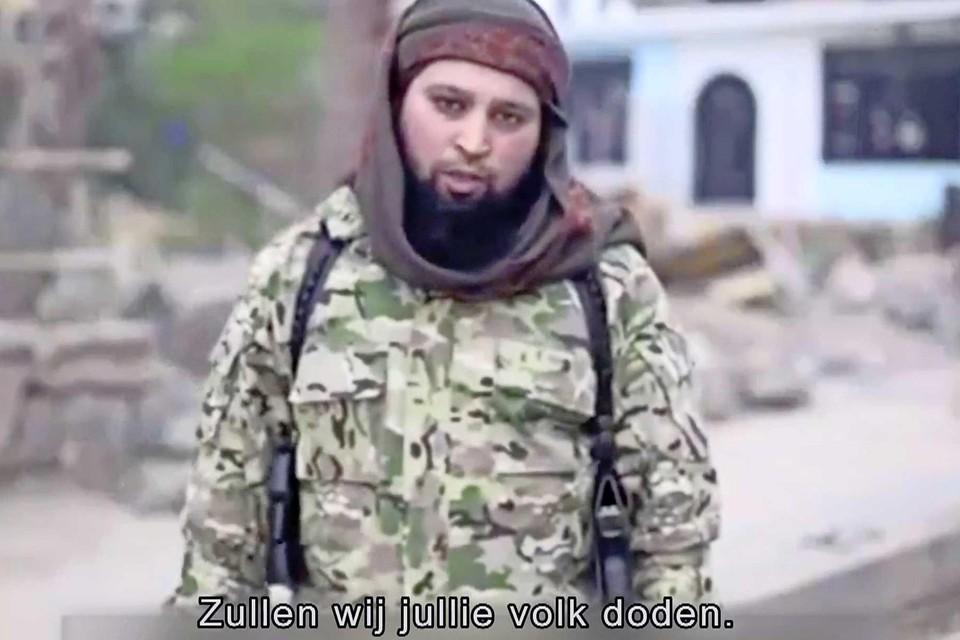 Een beeld uit 'Retour Kalifaat'
