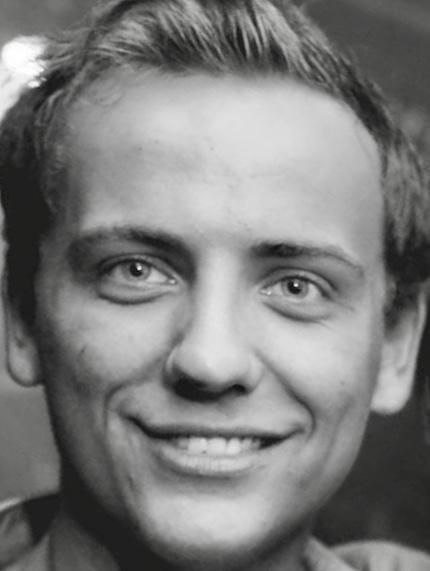 Wijlen Didier Bartholomeus, die zaterdag 25 september 2021 30 jaar oud zou zijn geworden.