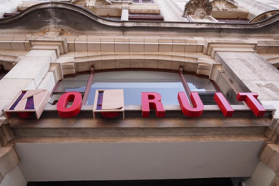 In september wijzigde Vooruit in Gent haar naam als protest in 'Kolruit'. Die naam hangt vandaag nog steeds aan het cultuurhuis.