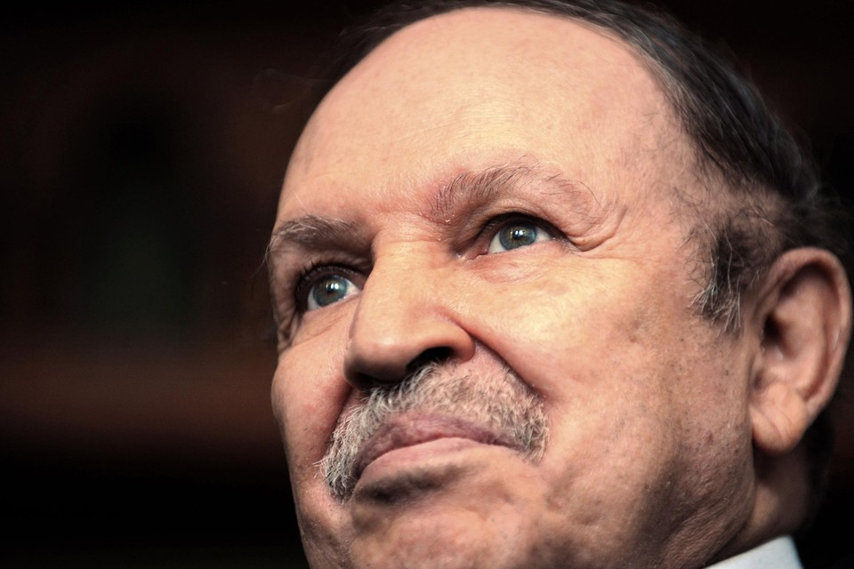 Bouteflika in 2009.