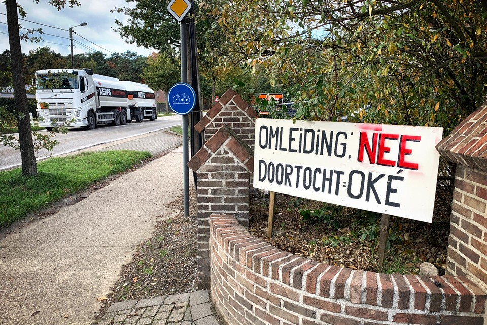 Het decreet Complexe Projecten moest de aanleg van de Noord-Zuidverbinding in Houthalen-Helchteren versnellen, maar op het terrein is daar niets van te zien.