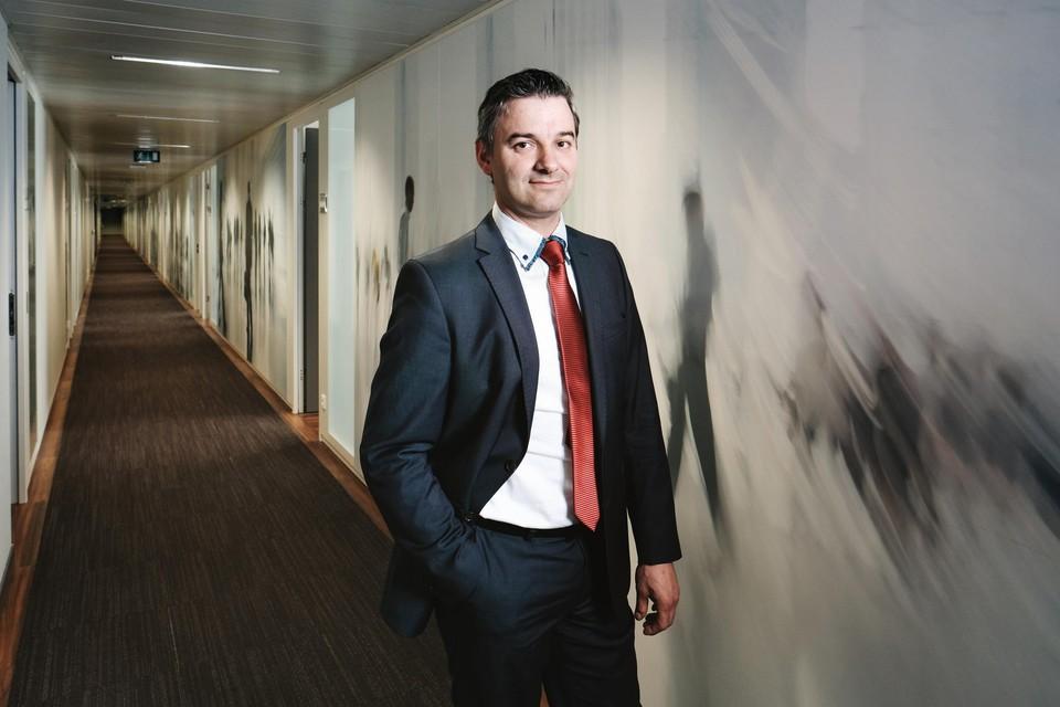 David Stevens, de voorzitter van de GBA,  werd in een brief door twee directieleden beschuldigd.