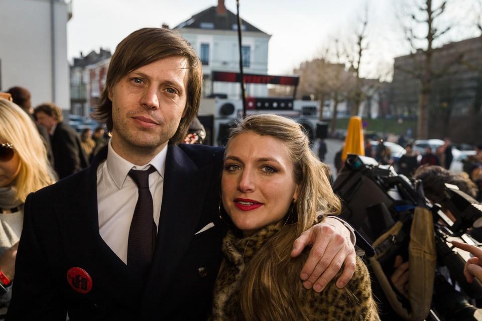 Felix Van Groeningen en Charlotte Vandermeersch zijn gestart met de opnames van hun eerste film als regisseursduo.