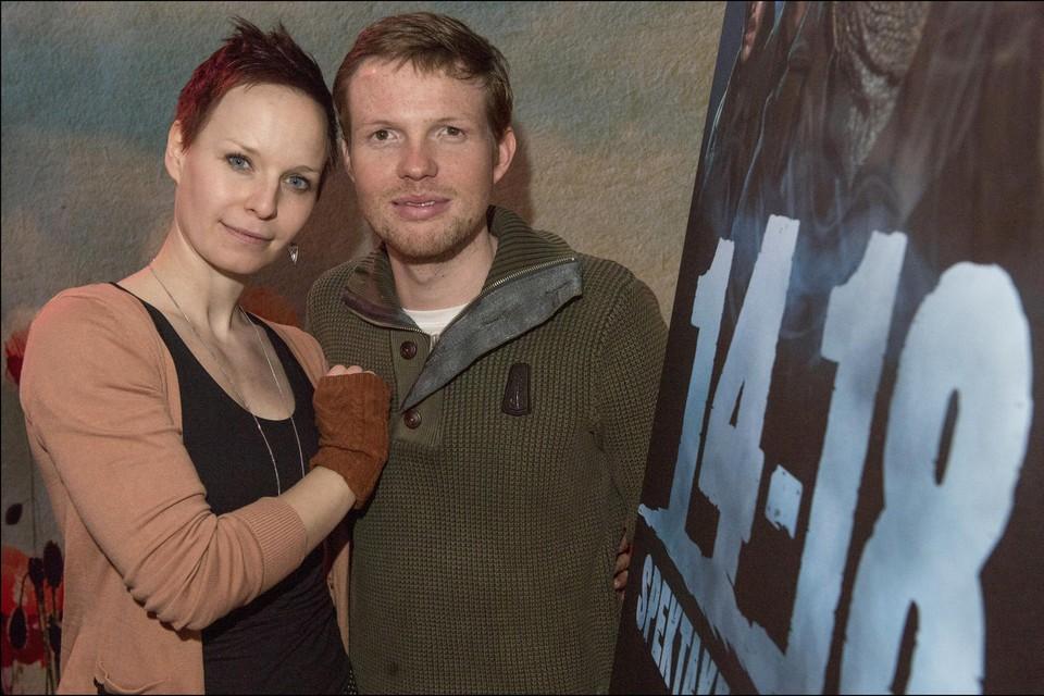 Free Souffriau en Jelle Cleymans.