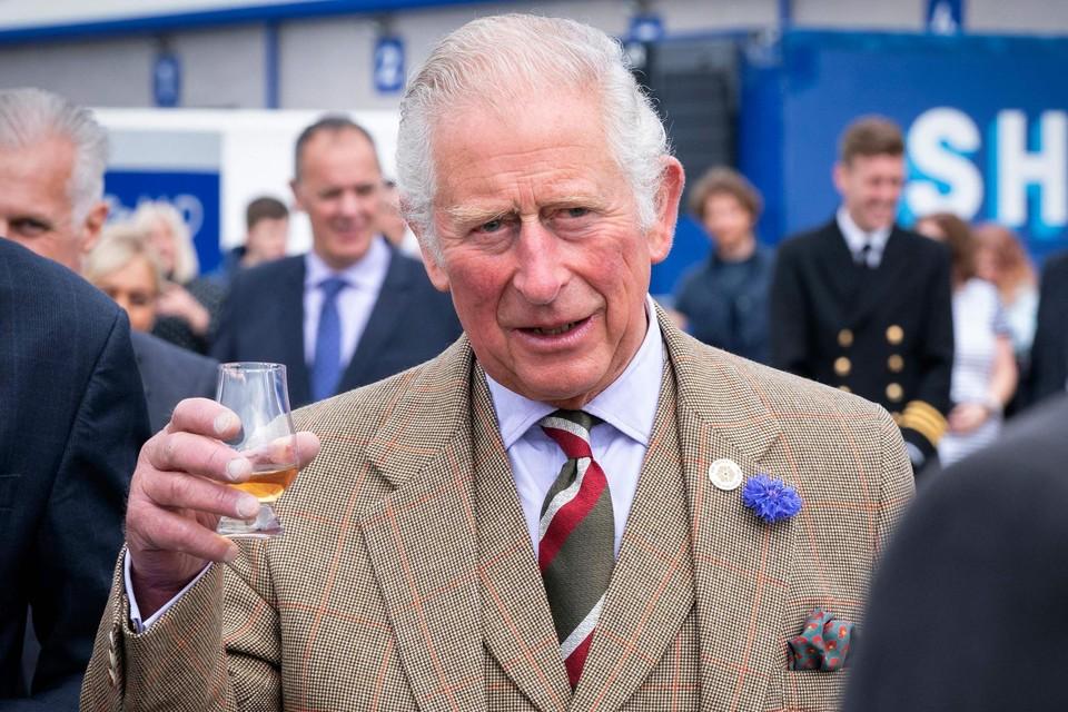 Slàinte mhath of cheers! Het wordt weer whiskyweer.