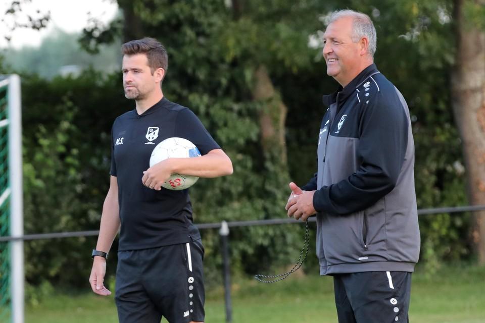 Nigel Smith hoopt dat Meulebeke nu vertrokken is.