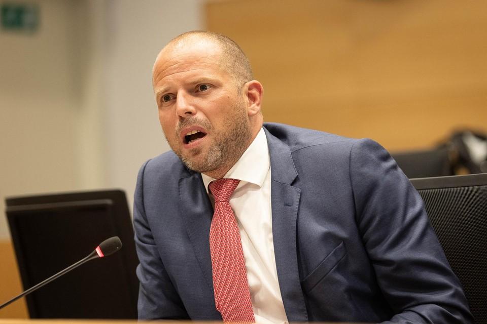 N-VA-Kamerlid Theo Francken