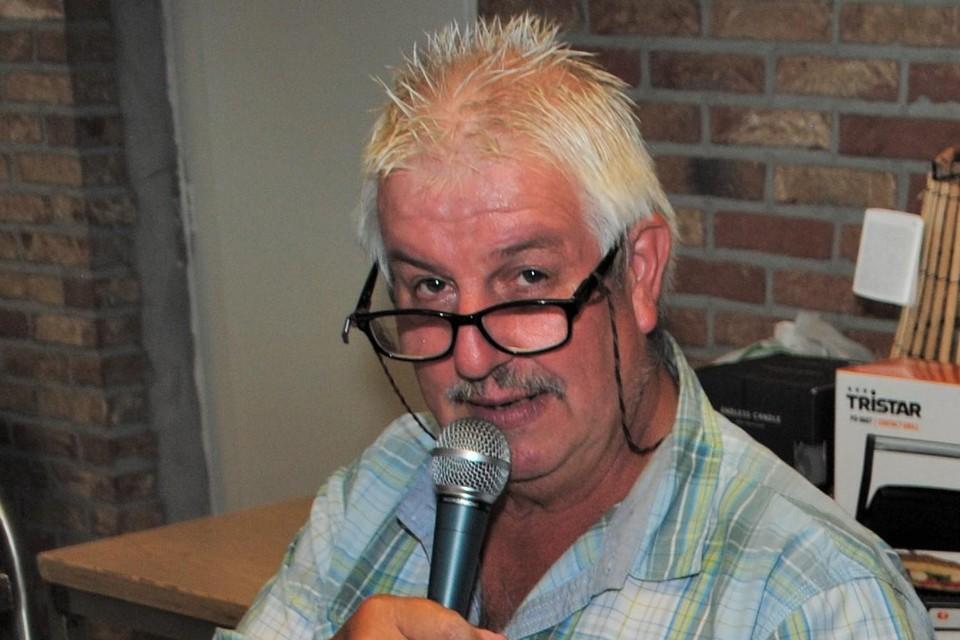Moke Herinckx wacht de inschrijvingen voor de restaurantdagen