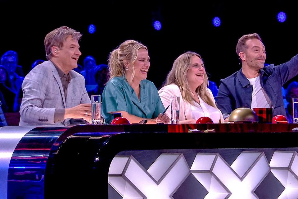 De nieuwe juryleden zitten klaar voor het talent van België.