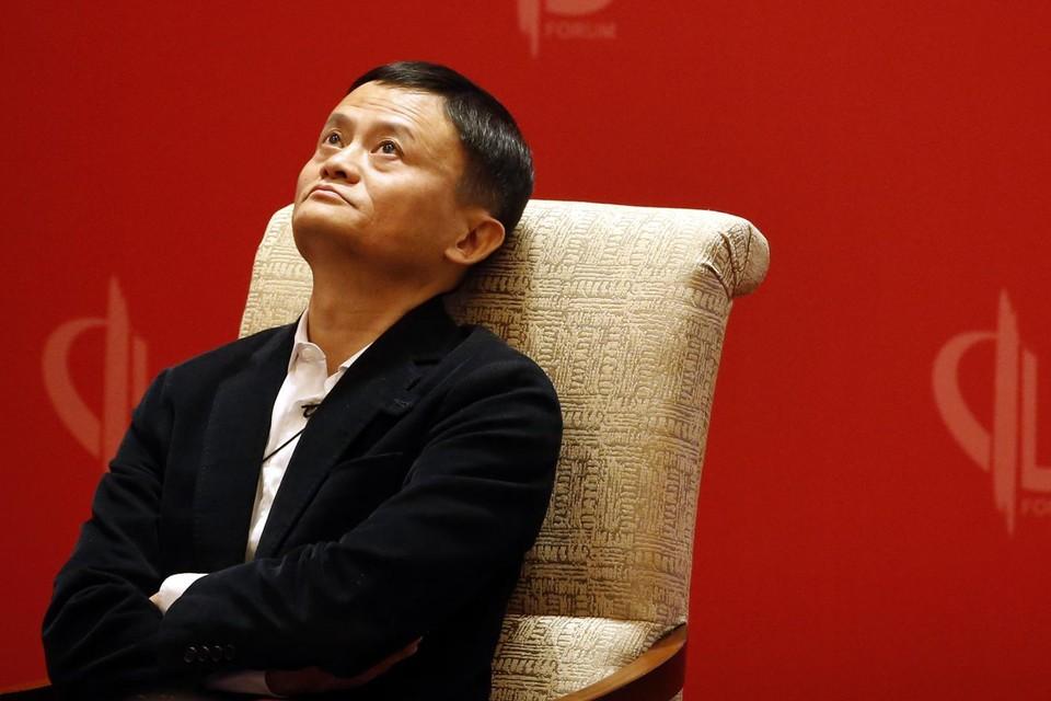 Jack Ma, CEO van Alibaba.