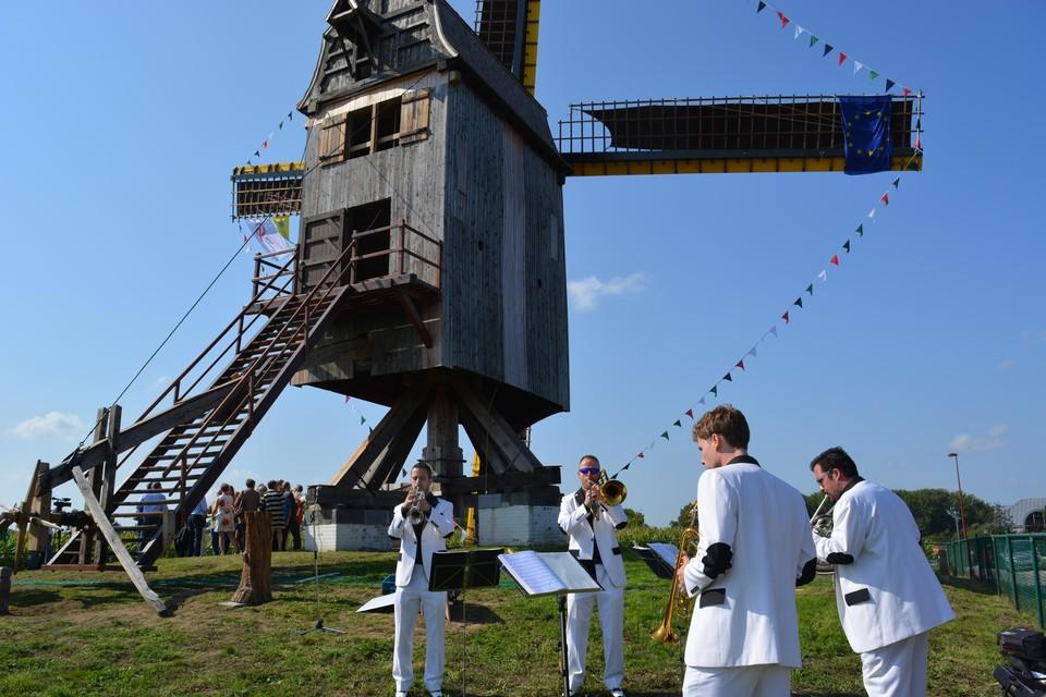 Aan de Windekemolen zal er ook muziek te beleven zijn.