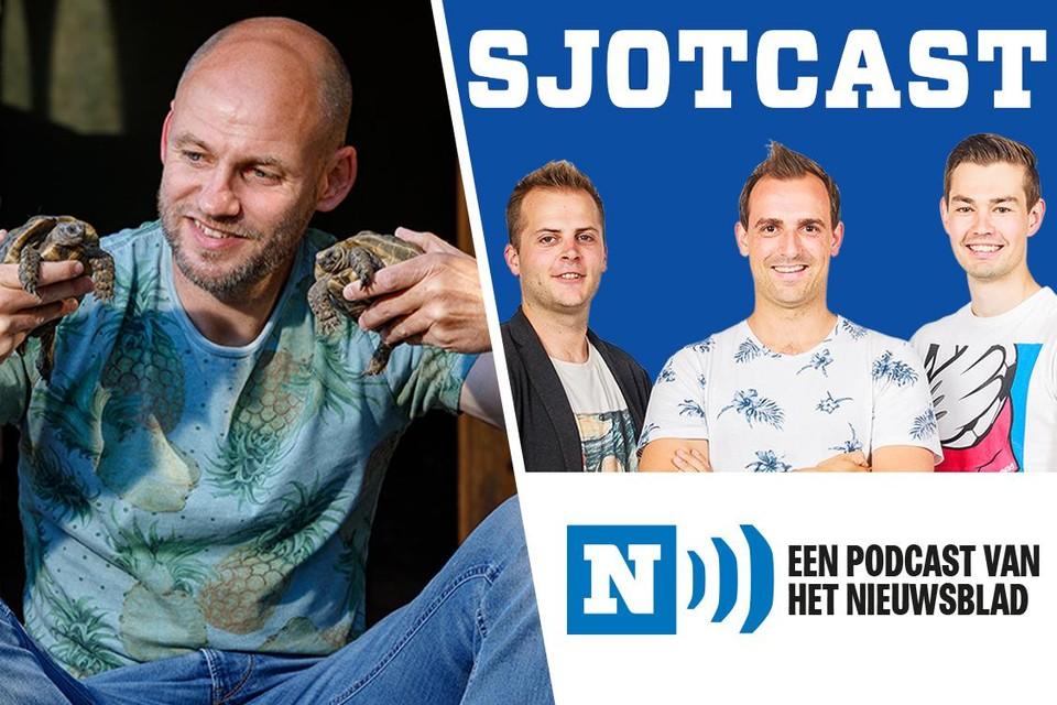 Westerlo-icoon Jefke Delen is onze gast in een Sjotcast Special.