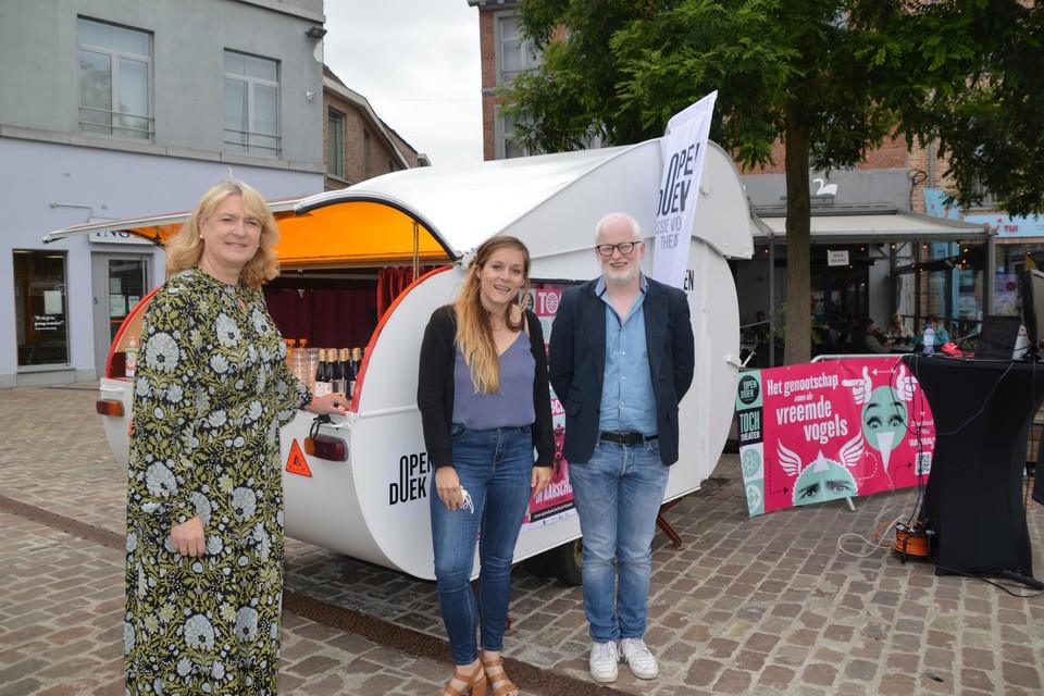 'Toch Theater' in Aarschot dankzij Opendoek