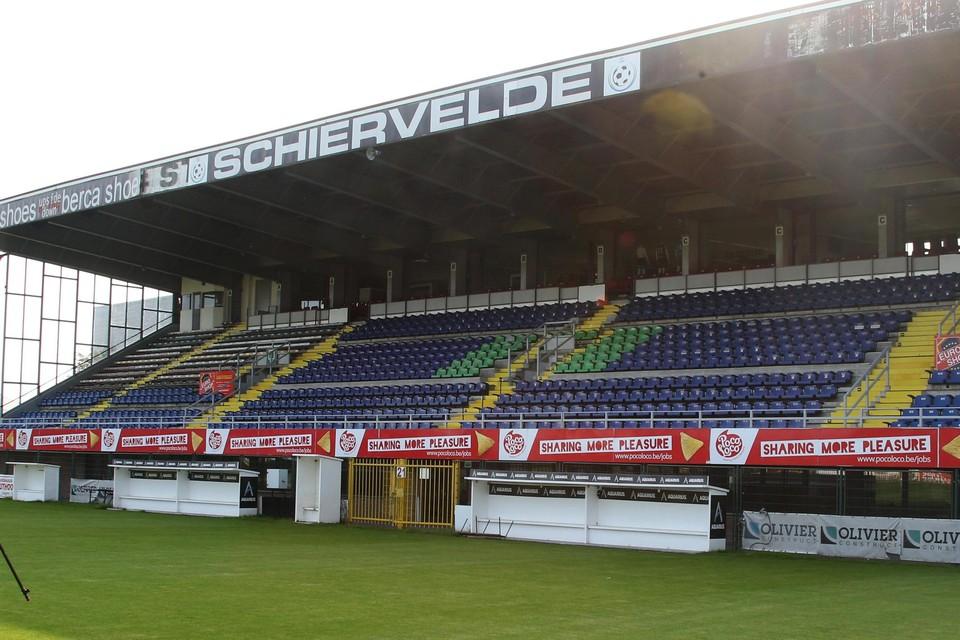 Wordt Schiervelde straks naast de nieuwe fusieclub SK Roeselare-Daisel ook de thuisbasis van heel wat Brugs voetbaltalent?