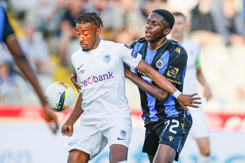 Genk en Club Brugge zullen elkaar nog veel tegenkomen dit seizoen.