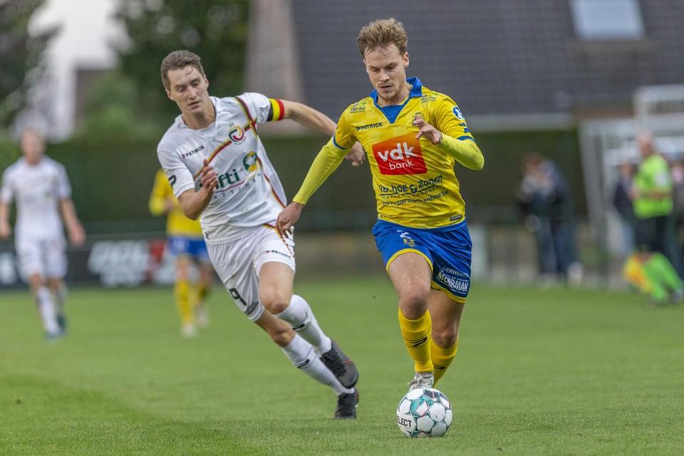 De derby Dikkelvenne - Wetteren kon op 9 oktober nog gespeeld worden.  Maandag werd de competitie 2020-2021 definitief stopgezet.