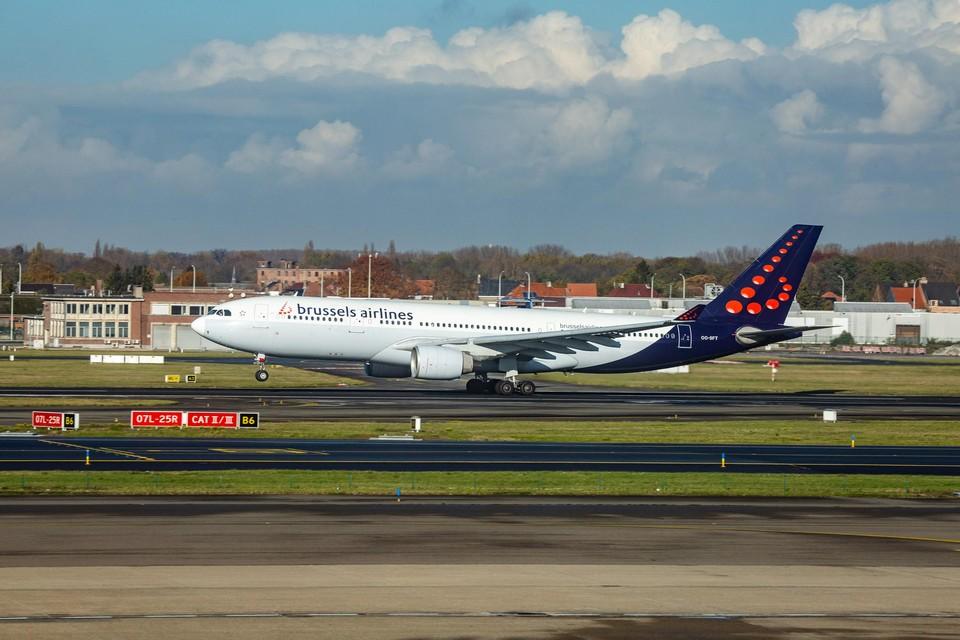 Brussels Airlines, dat het eerste halfjaar afsloot met een verlies van 143 miljoen euro, kan sociale onrust missen als kiespijn.