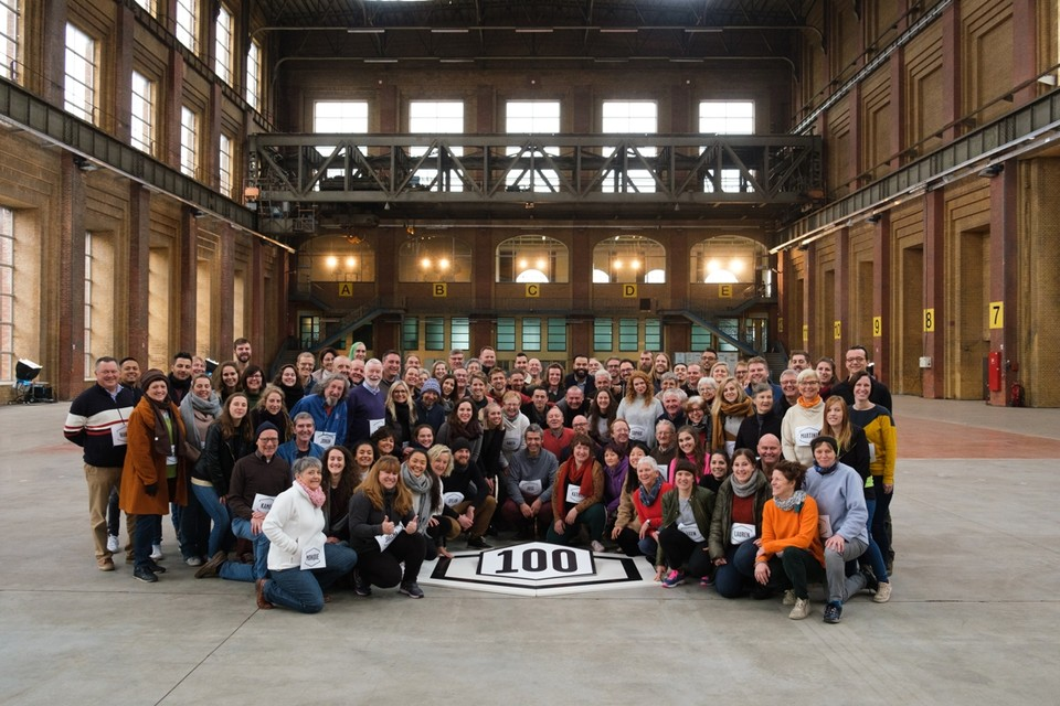 100 nieuwe kandidaten strijden om de titel van 'Homo universalis'.