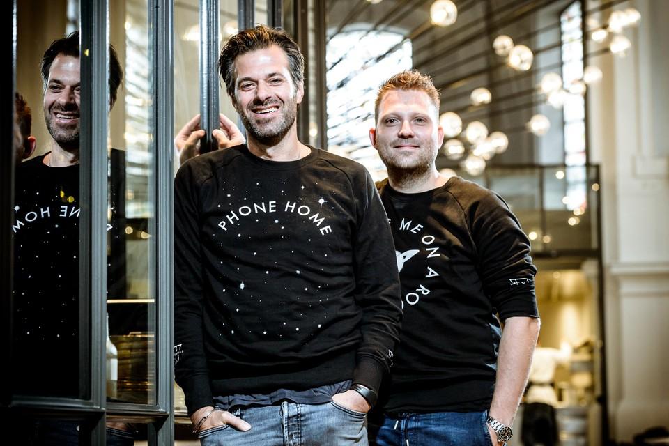 Sergio Herman en Nick Bril richtten The Jane in 2014 samen op.