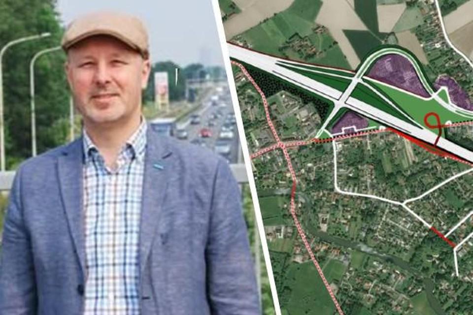 Wim Vancauwenberghe van Leefbaar Baarle.