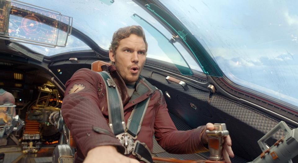 Chris Pratt in